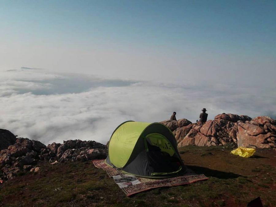 جاذبه های گردشگری منطقه اوپرت : مرز شگفت انگیز سمنان و مازندران