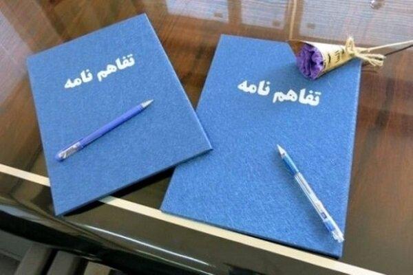 مونسان و سلطانی فر برای توسعه گردشگری ورزش تفاهم نامه امضا کردند