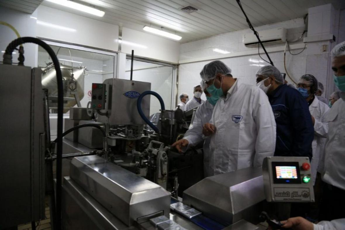 4 طرح توسعه پگاه لرستان افتتاح شد