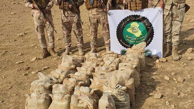 هلاکت سه تروریست در حمله هوایی فرانسه به شمال عراق
