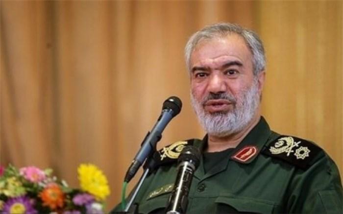 سردار فدوی اعلام کرد؛ اعلام آمادگی سپاه برای کمک به کارکنان سازمان بهشت زهرا