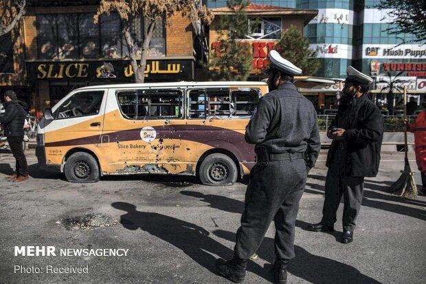 کابل باز هم شاهد انفجار بود