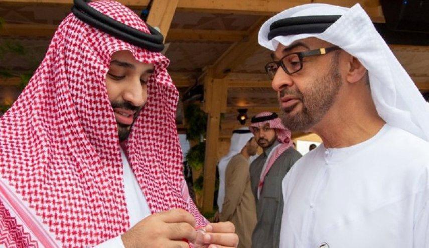 نشست محرمانه بن زاید و بن سلمان درباره آشتی با قطر