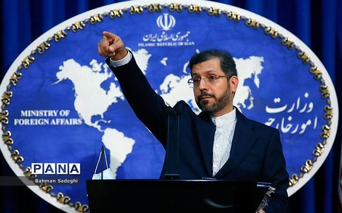 ایران در کنار دولت و مردم سوریه ایستاده است