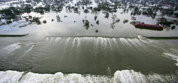تور آمریکا: یک دهه بعد از طوفان کاترینا، نیواورلان