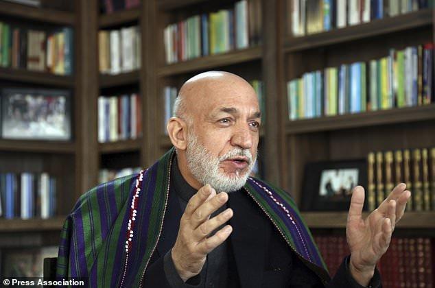 کرزای: هم ما و هم طالبان باید بتوانیم خود را از کنترل دیگران برهانیم