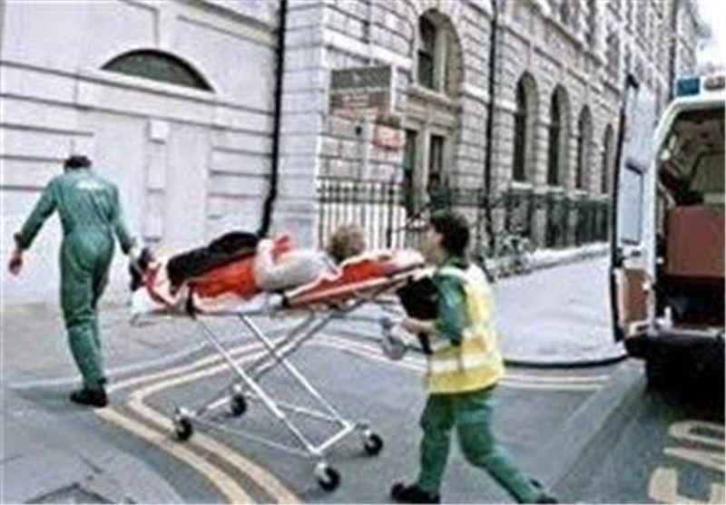 کرونا در اروپا، از شکسته شدن رکورد مبتلایان روزانه در انگلیس تا بستری بیماران در راهروهای بیمارستان