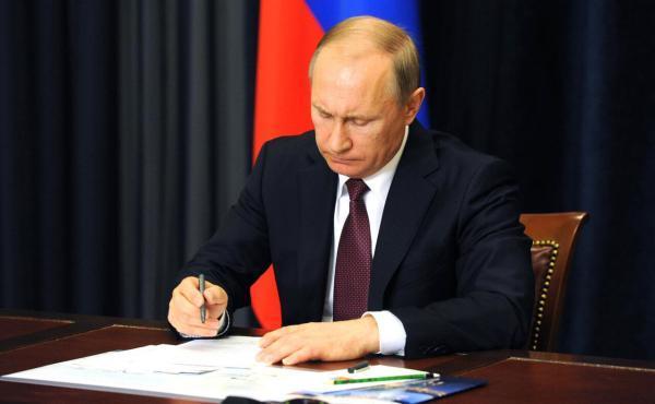 پوتین طرح تمدید پیمان استارت2 را به دومای روسیه ارائه کرد
