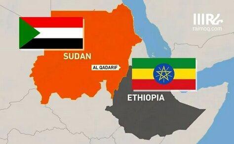 درگیری مجدد مرزی میان سودان و اتیوپی