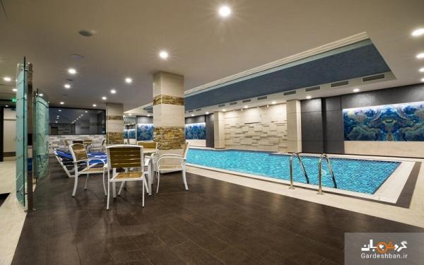 هتل آقابابایانز ایروان Aghababayans Hotel؛ اقامتگاه 4ستاره مورد علاقه گردشگران