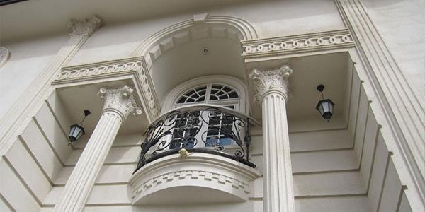 نمای سیمانی ساختمان ؛ انواع مختلف