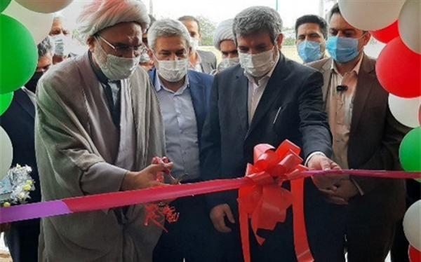 جدیدترین مدرسه استثنایی طرح از خشت تا بهشت در ماهشهر استان خوزستان افتتاح شد