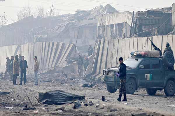 وقوع انفجارهای جدید در افغانستان 4 کشته بر جای گذاشت