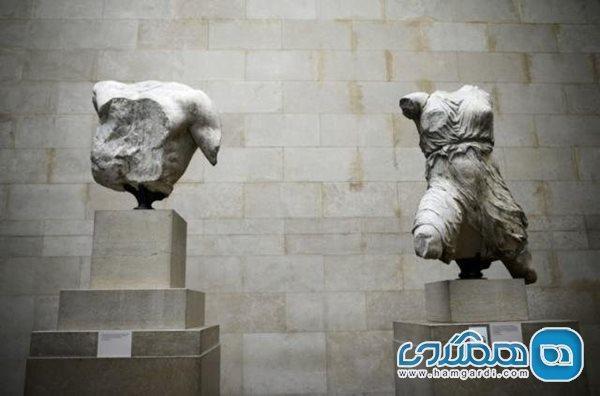 درخواست برای بازگرداندن مرمرهای 2500 ساله پارتنون به یونان
