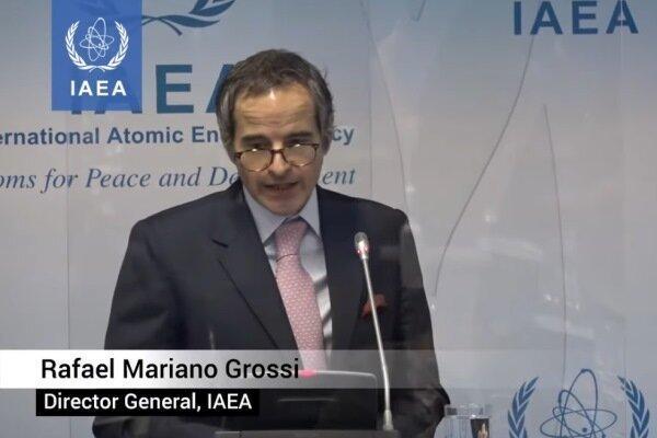 میزان غنی سازی اجرا شده توسط ایران، خطر تلقی نمی گردد