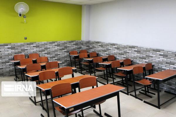 خبرنگاران مدرسه خیری 6 کلاسه در زاهدان افتتاح شد