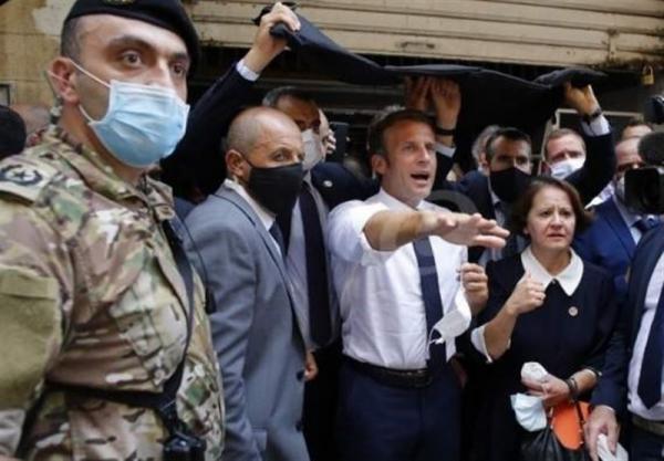 لبنان، شکست ابتکار جدید فرانسه، ادامه چالش های حریری با سعودی ها در تشکیل دولت