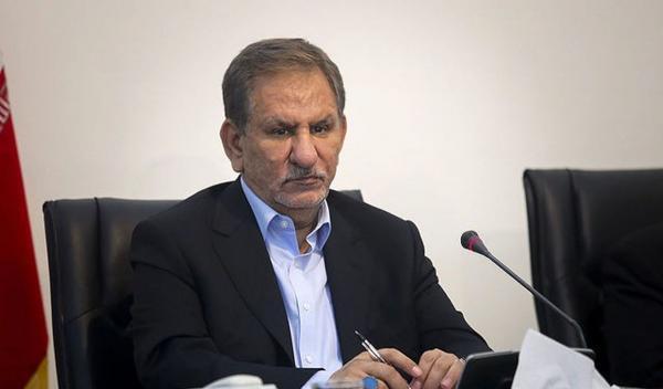 گفتگوی تلفنی جهانگیری با استاندار بوشهر درباره زلزله امروز