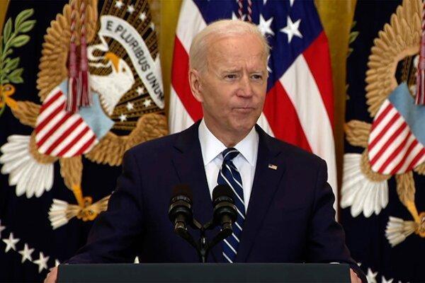 بایدن: برآورد درباره نتایج مذاکرات وین با ایران زود است