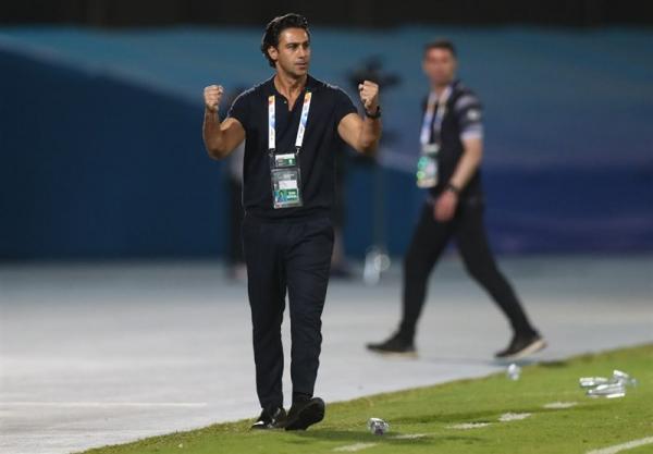 مجیدی: اتفاق بازی با الدحیل را در عمر فوتبالی ام ندیده بودم، ریسک بازی هجومی را پذیرفته ام