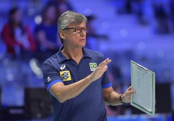 برزیل بدون سرمربی در لیگ ملت های والیبال؟!