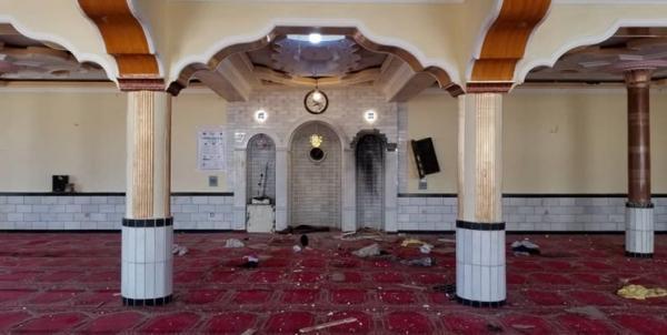 انفجار در مراسم نماز آدینه کابل 12 کشته برجای گذاشت