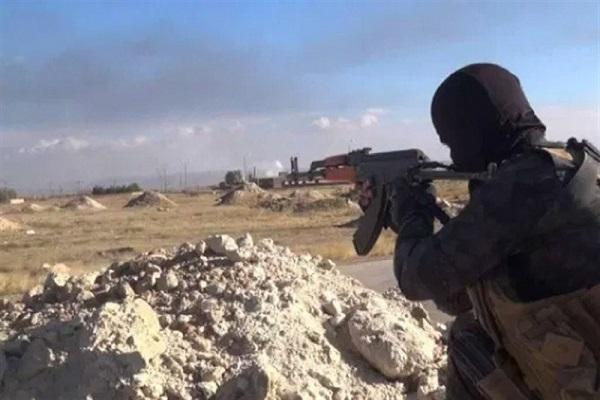 حمله داعش به مواضع حشد شعبی در شمال بغداد