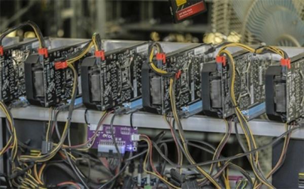 245 دستگاه ماینر غیرمجاز در استان گلستان کشف شد