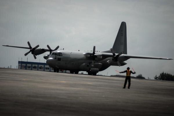 سقوط هواپیمای نظامی در فیلیپین با 92 سرنشین، 29 نفر کشته شدند