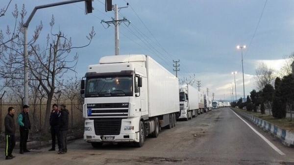 ممنوع الورود شدن کامیون های ایرانی به اروپا در صورت عدم نوسازی