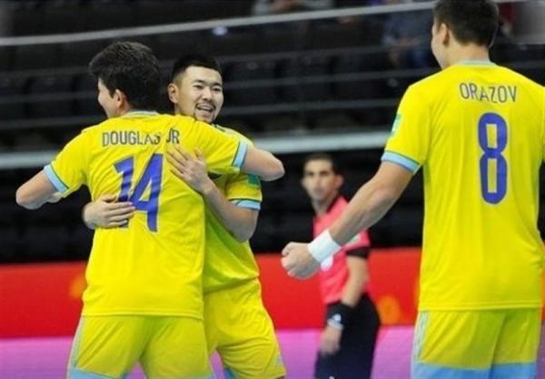 جام جهانی فوتسال ، صعود قزاقستان و آرژانتین به مرحله یک چهارم نهایی