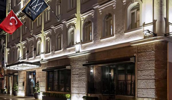 تور استانبول ارزان: هتل های نزدیک به سفارت کانادا در استانبول